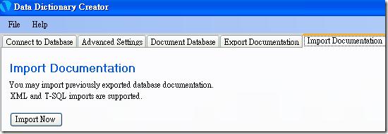 可以將之前匯出的 XML 檔案手動編輯之後重新匯入資料庫,直接覆蓋掉現有資料庫中的擴充屬性