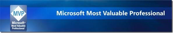 Microsoft® MVP Award