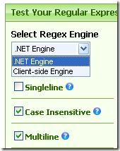 RegExLib.com - Test Your Regular Expression