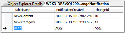 AspNet_SqlCacheTablesForChangeNotification